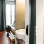 Hotel Rossi Berlin Zimmer Hotelzimmer funktional modern
