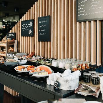 Frühstück Buffet Hotel Rossi Gesund