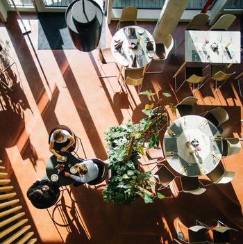 Business Lunch Mittagstisch Hotel Rossi