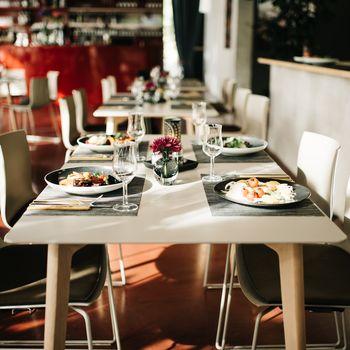 Restaurant Rossi Abendessen Dinner